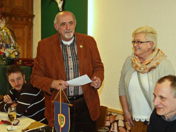 Ernennung von Joanna Flatt zur neuen Vereinsvorsitzenden