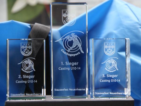 Nethestauseefest 2015 Jugendcasting - Pokale